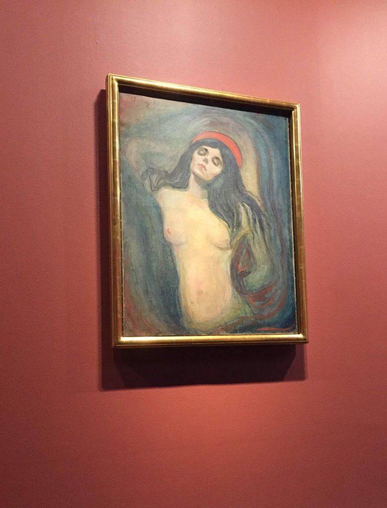 Madonna-maleriet